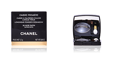 OMBRE PREMIERE powder eyeshadow #26-noir satin Chanel