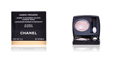 OMBRE PREMIERE powder eyeshadow #28-sable Chanel