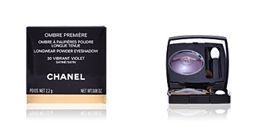 OMBRE PREMIERE powder eyeshadow #30-vibrant violet Chanel