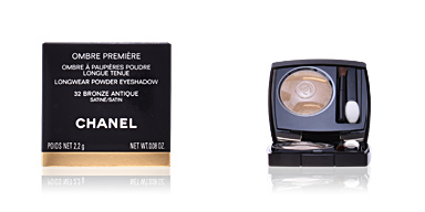 OMBRE PREMIERE powder eyeshadow #32-bronze antique Chanel