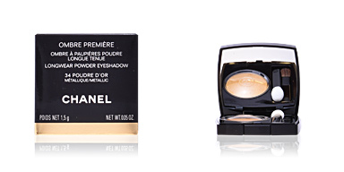 Chanel OMBRE PREMIERE powder eyeshadow #34-poudre d'or 1,5 gr