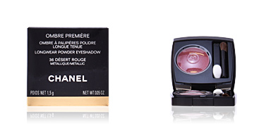 OMBRE PREMIERE powder eyeshadow #36-désert rouge Chanel