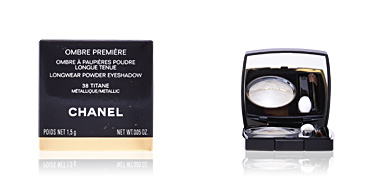 OMBRE PREMIERE powder eyeshadow #38-titane Chanel