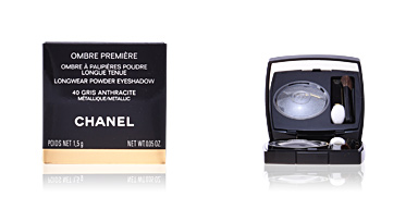 Chanel OMBRE PREMIERE powder eyeshadow #40-gris anthracite