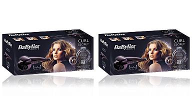 Ondulador de pelo CURL SECRET rizador automático iónico C1050E #purple Babyliss