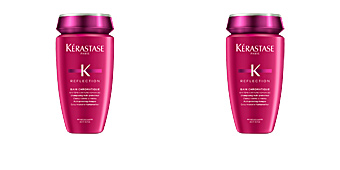 Shampoo brilho - Shampoo proteçao de cor REFLECTION bain chromatique Kérastase