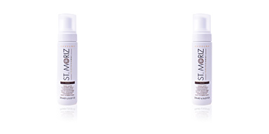 Body TANNING mousse #dark St. Moriz