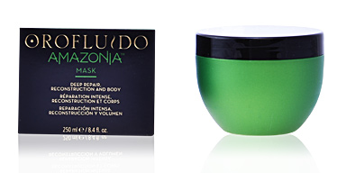Hair mask for damaged hair AMAZONIA mask Orofluido