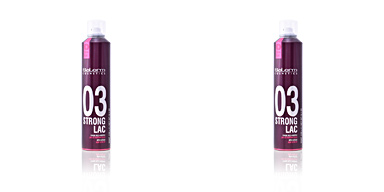 Hair Styling Fixers STRONG LAC 03 strong hold hairspray Salerm
