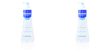 Mustela BÉBÉ cleansing water 750 ml