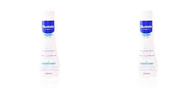 BÉBÉ gentle cleansing gel hair and body 200 ml Mustela