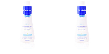 Mustela BÉBÉ multi sensory bubble bath 750 ml