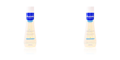 Mustela BÉBÉ gentle shampoo delicate hair 200 ml