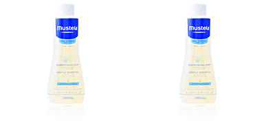 Mustela BÉBÉ gentle shampoo delicate hair 500 ml