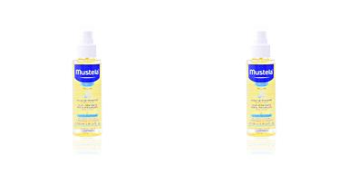 Body moisturiser BÉBÉ body oil Mustela