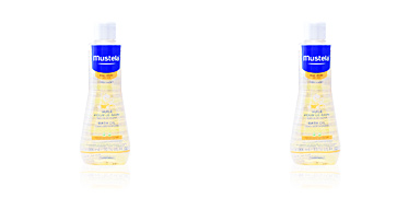 Shower gel BÉBÉ bath oil dry skin Mustela