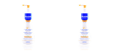 Gel de banho BÉBÉ nourishing cleansing gel with cold cream Mustela