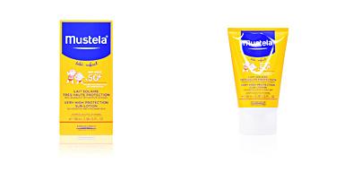 BÉBÉ sun lotion SPF50+ 100 ml Mustela