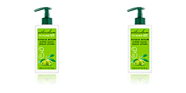 Gel de baño OLIVA 100% cleasing gel revitalizing Naturalium