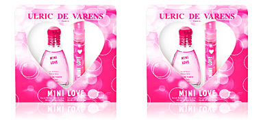 Ulric De Varens MINI LOVE SET perfume