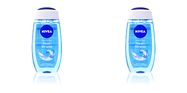 FITNESS FRESH shower gel 250 ml Nivea