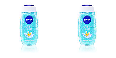 Gel de baño TAHITI LILY & OIL shower gel Nivea