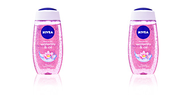 Nivea WATERLILY & OIL gel de ducha 250 ml