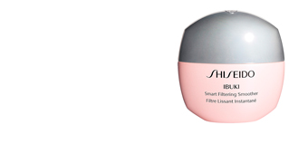 Matifying Treatment Cream IBUKI smart filtering smoother Shiseido