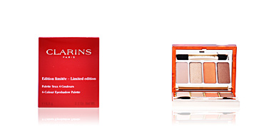 Eye shadow PALETTE YEUX 4 couleurs Clarins