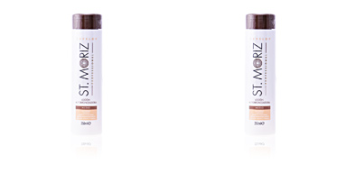 Corps TANNING lotion #medium St. Moriz