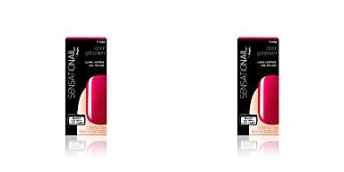 Fing'Rs SENSATIONAIL gel color #raspberry wine 7,39 ml