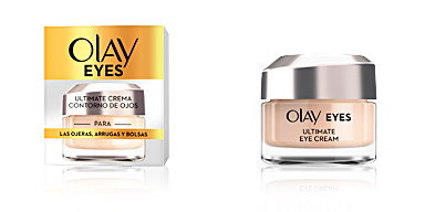 Dark circles, eye bags & under eyes cream EYES ultimate crema contorno ojos Olay