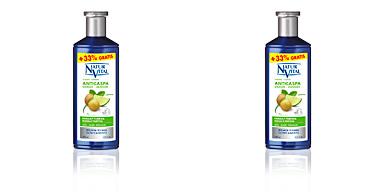 shampoo ANTICASPA cabello graso 300 + 100 ml Naturaleza Y Vida