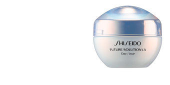 Anti-rugas e anti envelhecimento FUTURE SOLUTION LX total protective cream SPF20 Shiseido