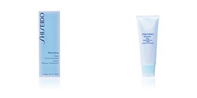 Shiseido PURENESS deep cleansing foam 100 ml