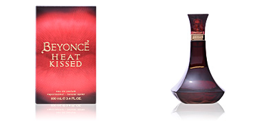 Singers BEYONCÉ HEAT KISSED perfume