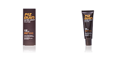 Piz Buin ULTRA LIGHT dry touch face fluid SPF15 50 ml