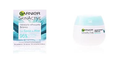 Face moisturizer SKINACTIVE SAVIA ALOE crema hidratante refrescante Garnier