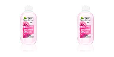 Pulizia del viso SKINACTIVE AGUA DE ROSAS leche limpiadora Garnier