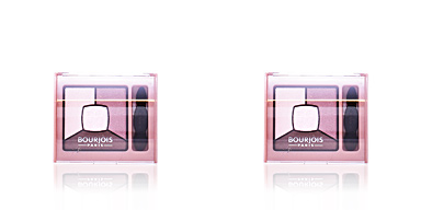 Bourjois EYESHADOW SMOKY STORIES #02-cover rose