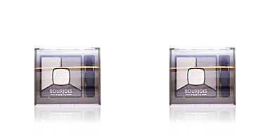 Bourjois EYESHADOW SMOKY STORIES #04-rock khaki