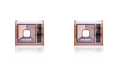 Bourjois EYESHADOW SMOKY STORIES #06-upside brown 3,2 gr