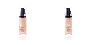 Fondation de maquillage 123 PERFECT liquid foundation Bourjois