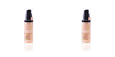 123 PERFECT liquid foundation #57-light bronze  30 ml Bourjois