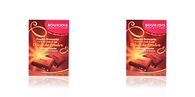 Bourjois DÉLICE DE POUDRE bronzing powder #52-peaux mates 6 ml