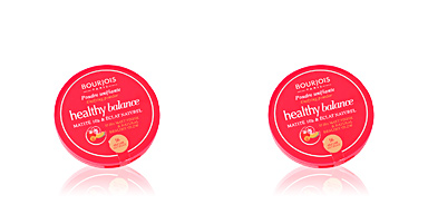 Poudre compacte HEALTHY BALANCE unifying powder Bourjois