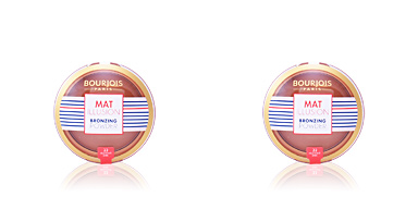Bourjois MAT ILLUSION bronzing powder #22-dark 15 gr