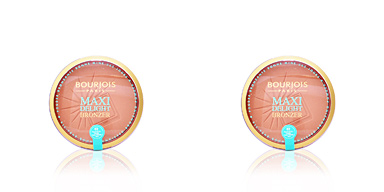 Polvos bronceadores MAXI DELIGHT bronzer powder Bourjois