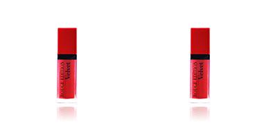 ROUGE VELVET liquid lipstick #01-personne ne rouge Bourjois