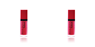 ROUGE VELVET liquid lipstick #02-frambourjoise Bourjois